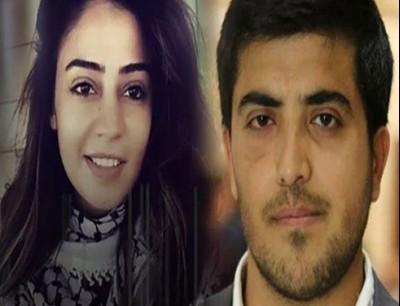 للأسيرة الأردنية هبة اللبدي  و الأسير الأردني عبد الرحمن مرعي