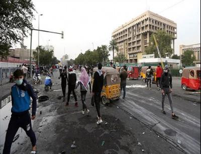 احتجاجات العراق - ارشيفية