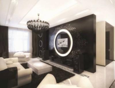 de03572e0 كيفية استخدام اللون الأسود في الزاوية المناسبة في المنزل!!