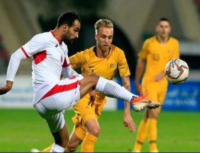 منتخب الأردن فقد 5 نقاط على أرضه وبين جماهيره في التصفيات الآسيوية المشتركة