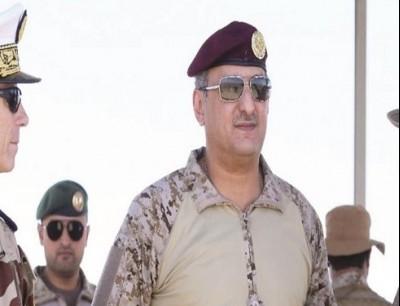 قائد قوات تحالف دعم الشرعية الفريق ركن فهد بن تركي