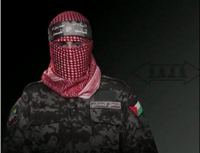 أبو عبيدة الناطق العسكري باسم القسام