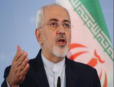 وزير الخرجية الايراني محمد ظريف