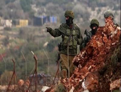 عناصر من الجيش الإسرائيلي - أرشيف