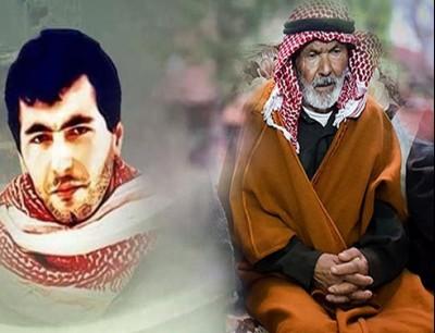 نعى ناشطون فلسطينيون الحاج عبد اللطيف عياش من قرية رفات قضاء سلفيت