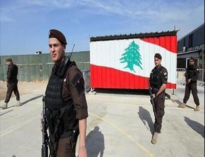 قوات الأمن في لبنان