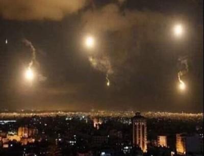 إسقاط طائرة مسيرة بريف دمشق