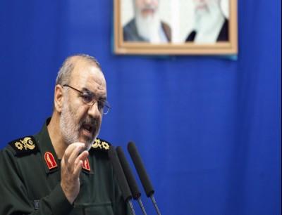 """قائد """"الحرس الثوري""""، حسين سلامي"""