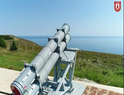 يتجاوز مدى الصاروخ الـ200 كيلومتر ويمكن أن يحمل رؤوسا شديدة الانفجار