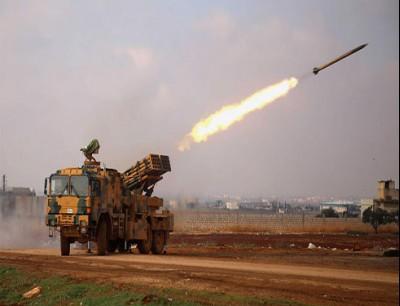 الاشتباكات تتواصل بين قوات المعارضة وقوات النظام السوري