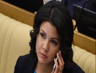 """أرشيف - إنغا يوماشيفا النائبة في مجلس النواب الروسي """"الدوما"""""""