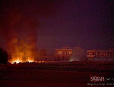 """جانب من عملية """"نبع السلام"""" في سوريا"""