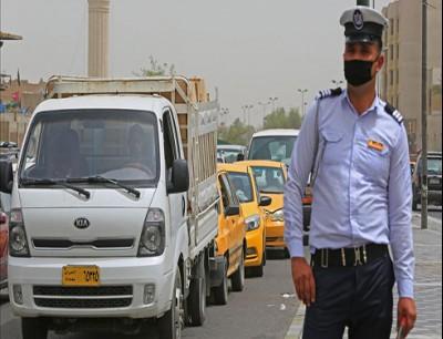 من شوارع بغداد