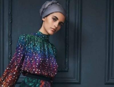 fb12bc1db1ab2 مهرجان الموضة المحتشمة بدبي.. أزياء من ماركات عالمية تناسب المرأة العربية