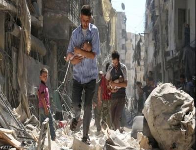الدول العربية تباحثت في تطورات الأزمة السورية.