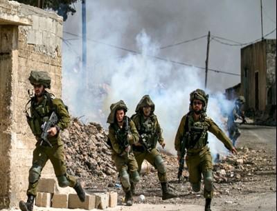 طالت الاعتقالات قاصرين وشبان من قرية العيسوية شمال شرق القدس المحتلة