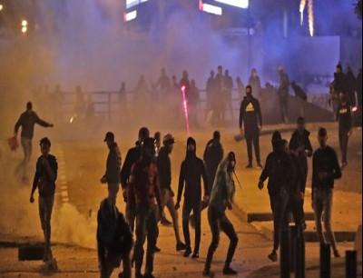 احتجاجات لبنان يوم 12 ديسمبر 2019