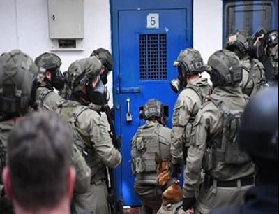 السجون الإسرائيلية