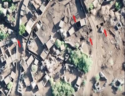 الحوثي يحول المنازل لثكنات عسكرية