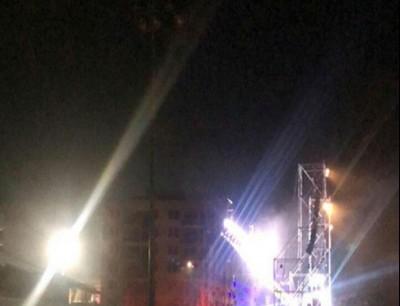"""قذائف صاروخية على مستوطنات """"غلاف غزة"""""""
