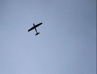 طائرة مسيرة (أرشيف)