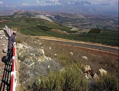 الحدود اللبنانية
