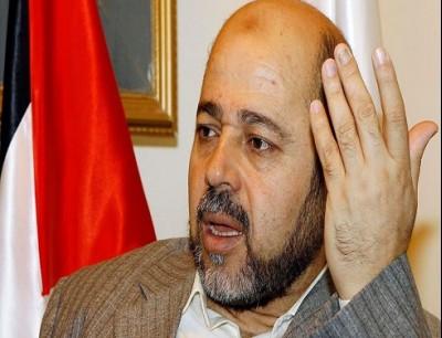 """رئيس مكتب العلاقات الدولية لـ""""حماس"""" موسى أبو مرزوق"""