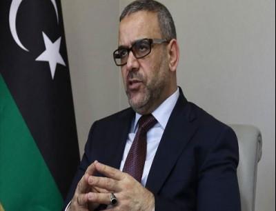 خالد المشري