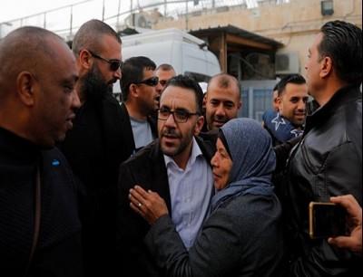 سبق للاحتلال اعتقال غيث 17 مرة منذ توليه منصب محافظ القدس- جيتي
