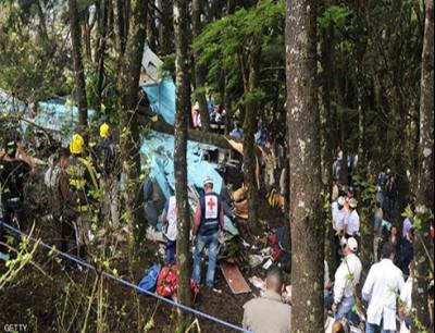 7c7dc651393cd تحطم طائرة مكسيكية قادمة من لاس فيغاس.. ومقتل جميع ركابها