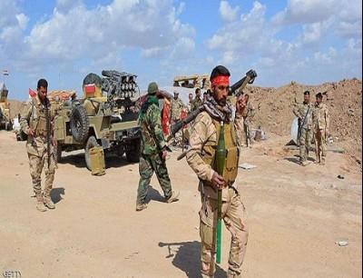 أفراد من الجيش العراقي في ديالى - أرشيف.