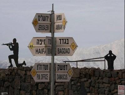 طائرات إسرائيلية أغارت على أهداف في سوريا