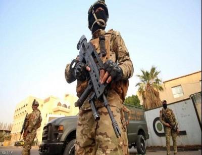 صورة أرشيفية لعناصر من القوات الخاصة العراقية