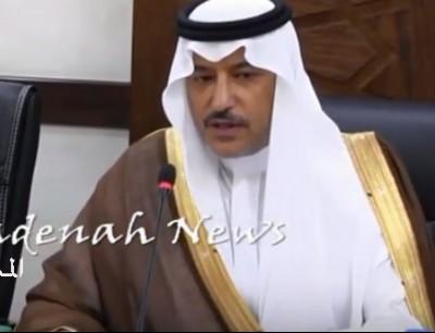 السفير السعودي يتحدث عن نقل السفارة والعلاقات مع الاردن - المدينة نيوز