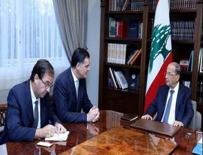 رئيس الجمهورية اللبنانية ميشال عون