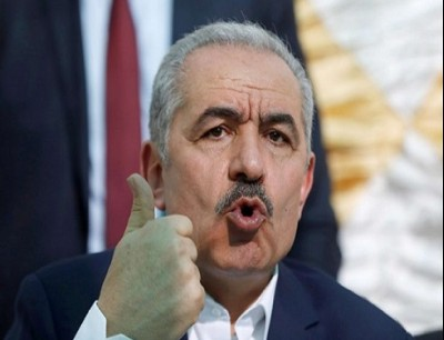 رئيس الحكومة الفلسطينية، محمد اشتية