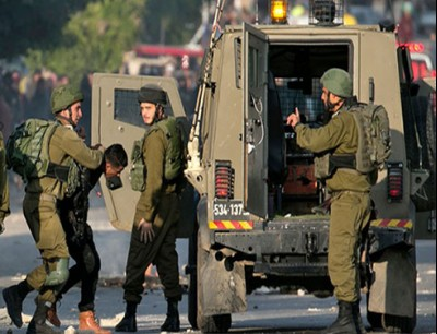 قوات الاحتلال  تعتقل شابا ارشيفية