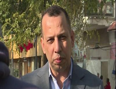 الصحافي والكاتب السياسي العراقي هشام الهاشمي