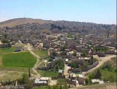 جانب من مدينة كوباني (أرشيف)