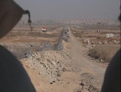 من الحدود السورية العراقية(أرشيفية)