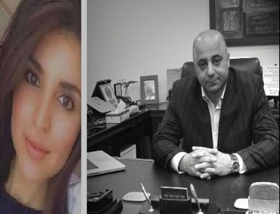 د . فطين البداد وفي الاطار الناشطة المغدورة شيلان دارا رؤوف