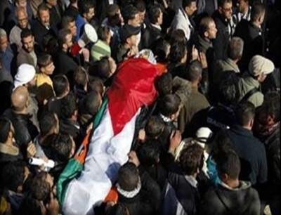 شهيد فلسطيني - ارشيفية