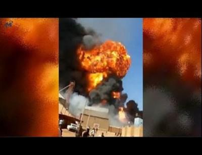 لقطة من الفيديو
