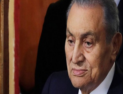 الراحل حسنى مبارك
