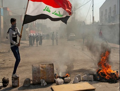 احتجاجات العراق - أرشيفية
