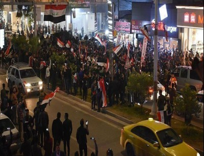 الحراك العراقي