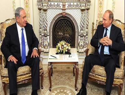 بوتين ونتنياهو