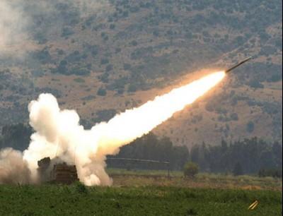 """الصاروخ الإسرائيلي الذي أجريت التجربة بواسطته من طراز """"يريحو 3"""""""
