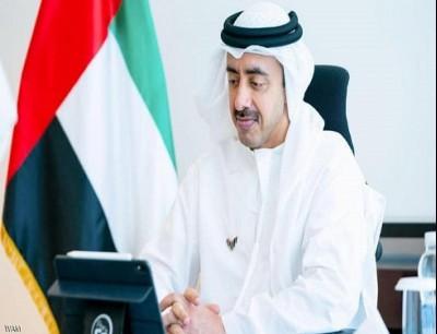 الشيخ عبد الله بن زايد
