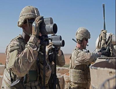 جنود أمريكيون في سوريا -أرشيف-